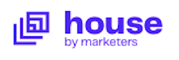 marketers house logo